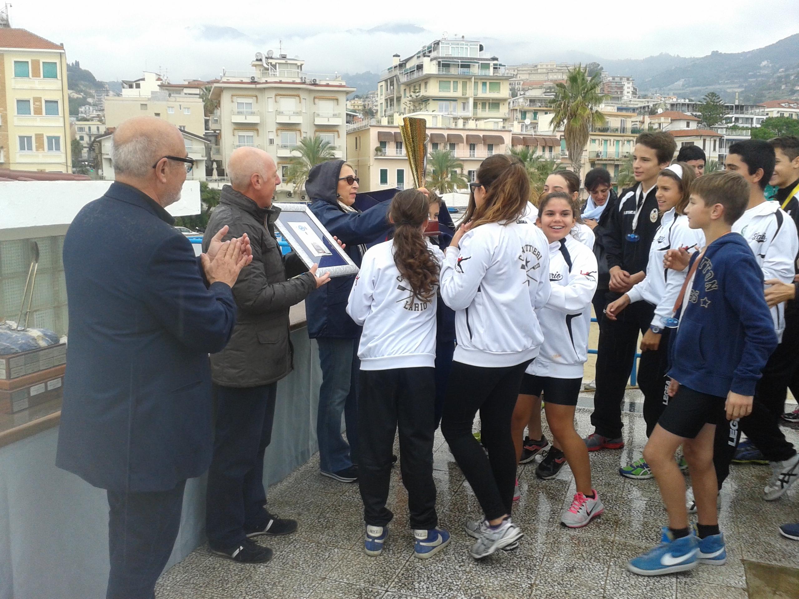 XXXIV Trofeo Aristide Vacchino 2015